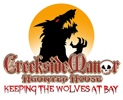 Creekside Manor Haunted House - Keeping the Wolves At Bay