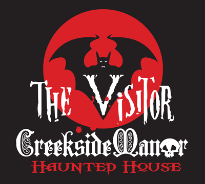 The Visitor Creekside Manor Haunted House