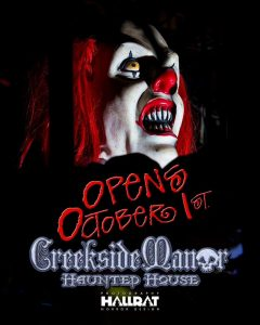 Creekside Manor Opens October 1, 2021